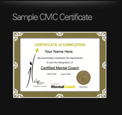 Online Mental Skill Coach Certification Course Certified